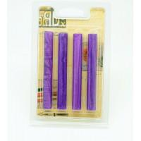 Glue gun sealing wax, 12mm diameter, 4 sticks
